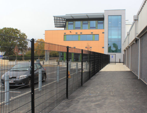 Fencing solutions for Northwood School