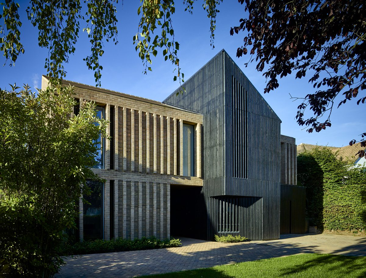 Modern Detached Architecture Today