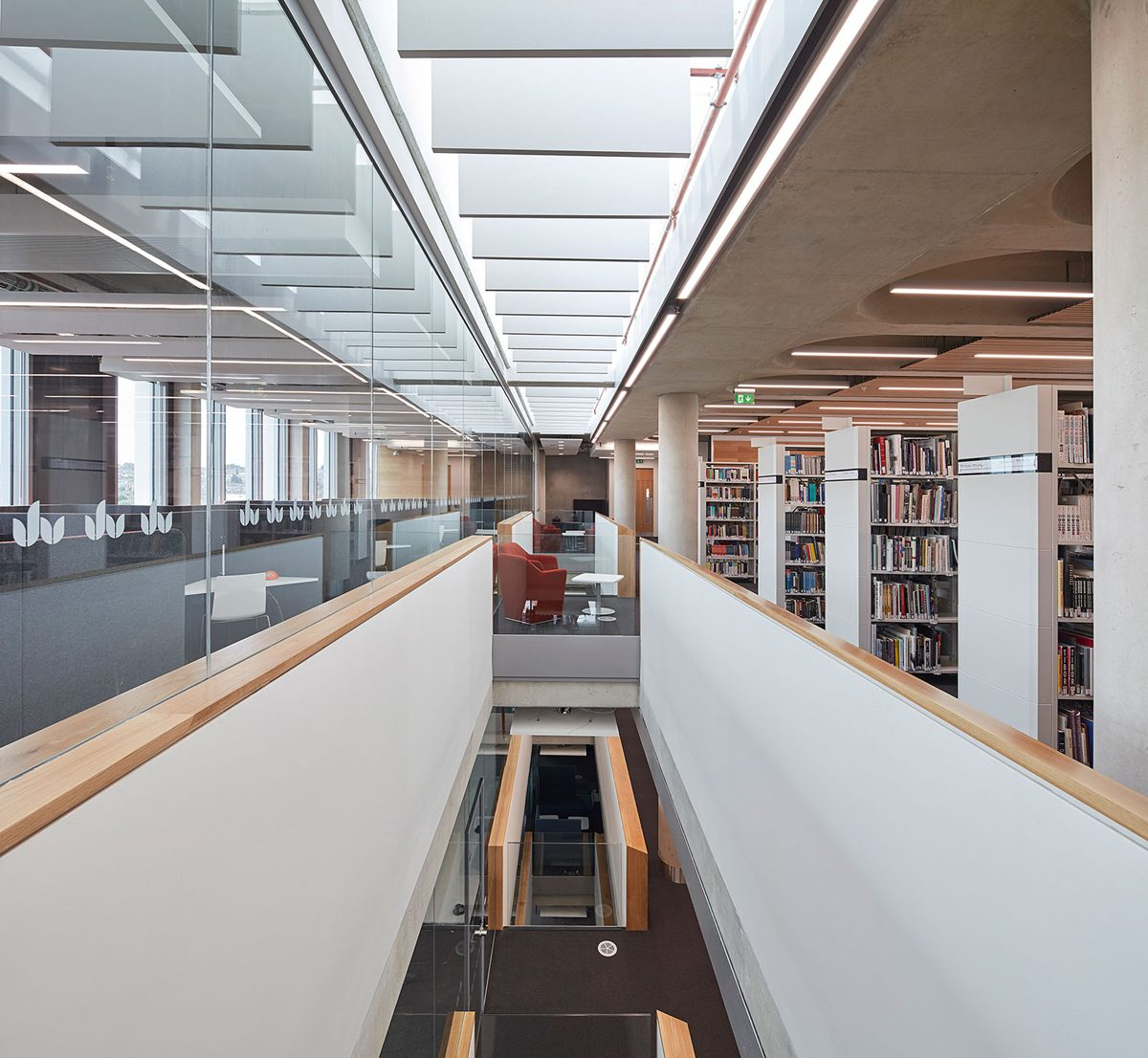Pv Library Study Room
