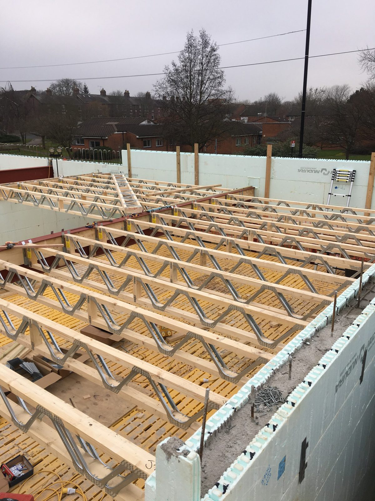 Designing and constructing with icf part 1 for Disadvantages of icf construction