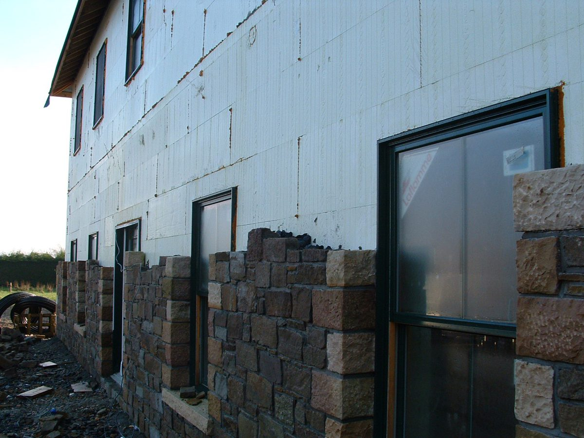 Designing and constructing with icf part 2 for Icf architects