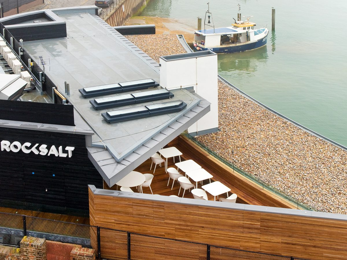 Sustainability In Flat Roofing Part 1 Architecture Today