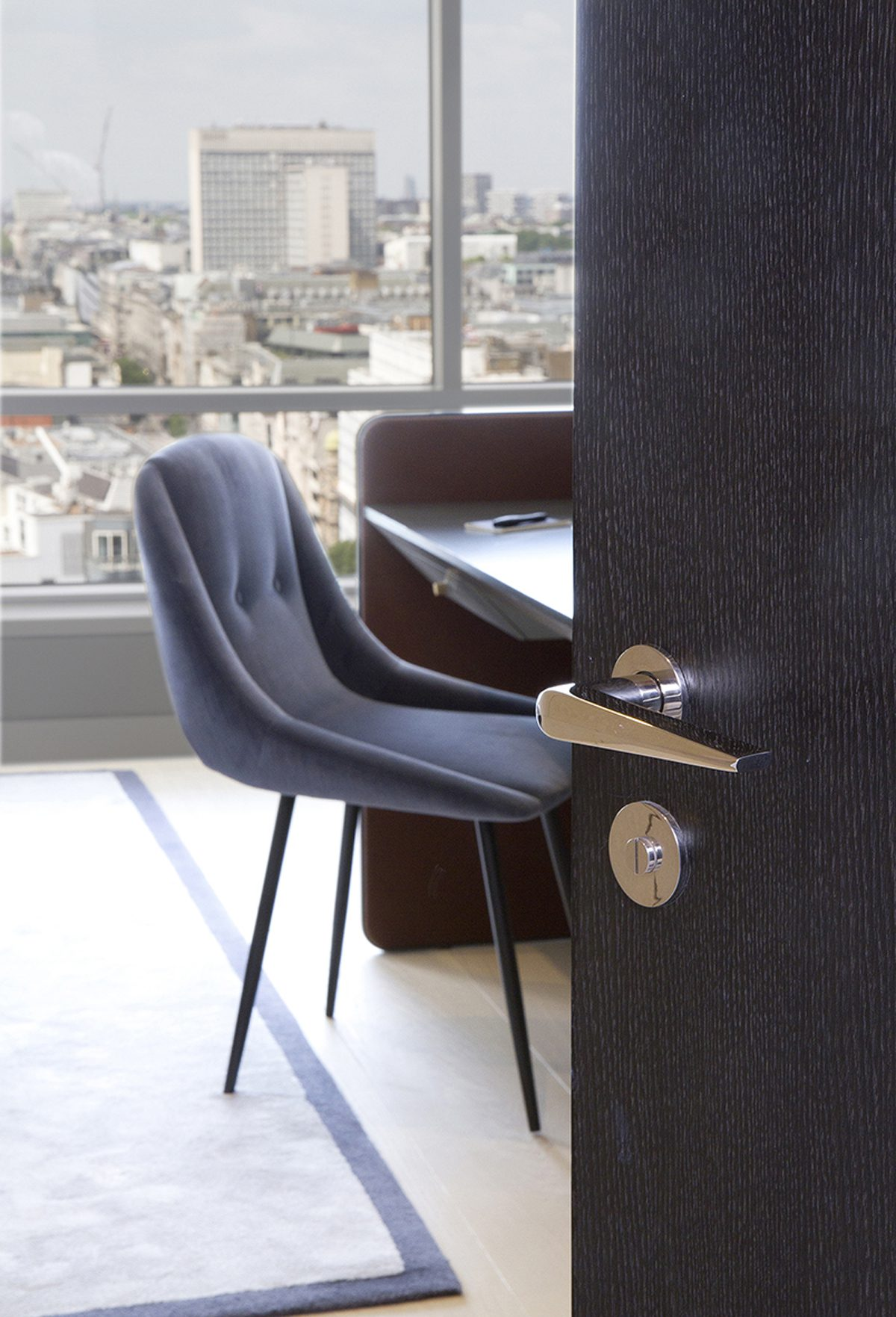 bespoke hardware lifts iconic tower architecture today. Black Bedroom Furniture Sets. Home Design Ideas
