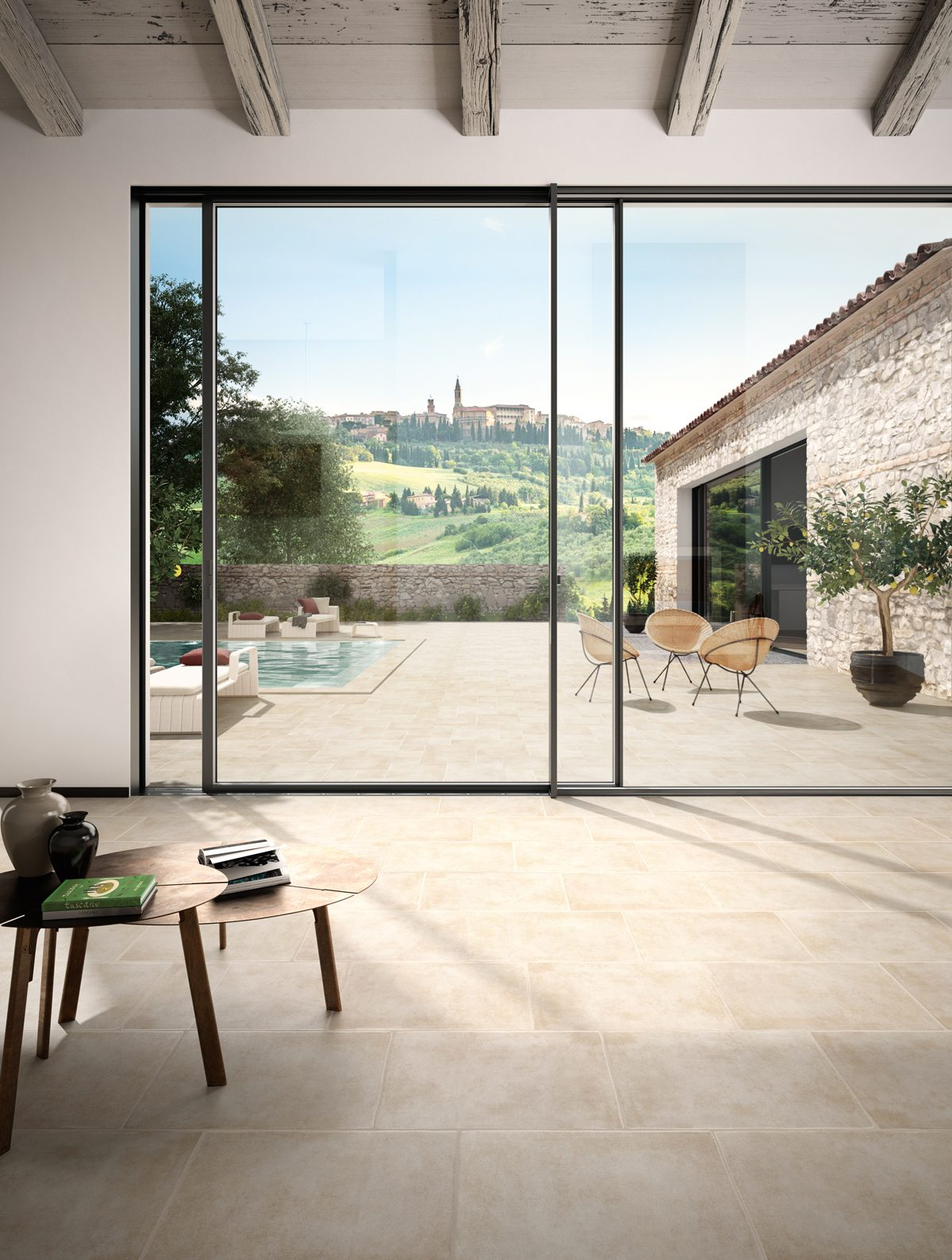 There ... & Panoramic doors combine performance with aesthetics | Architecture Today