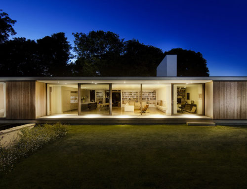 Strom Architects' Quest House