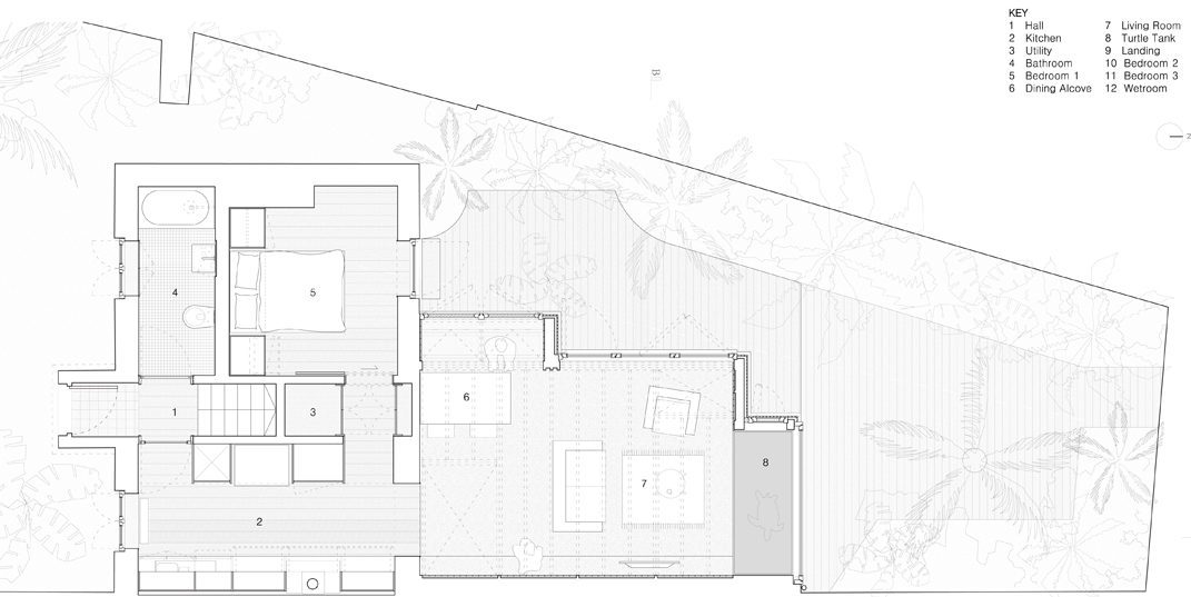 Palm Garden House Plan on conservatory plans, tree plans, greenhouse plans, cathedral plans, pagoda plans, park plans, garden plans, pond plans, pavilion plans, wardian case plans,
