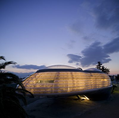 Enric ruiz geli cloud 9 villa nurbs costa brava spain for Cloud 9 architecture